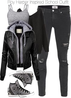 How to Wear Black Skinny Jeans 19 Inspiring Polyvore Outfit Ideas