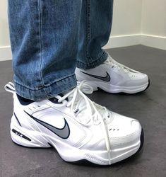 new arrival d922d 651d0 Nike Air Monarch, Hype Shoes, Mens Fashion, Fashion Trends, Shoe Closet,