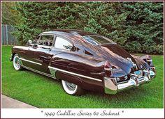 1949 Cadillac Sedanet