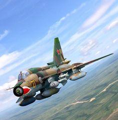 Sukhoi Su-17M4 Fitter K (Valery Petelin)