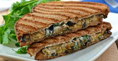Eggplant Ricotta - 58 Grilled Cheeses Worth Selling Your Soul For