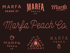 Marfa Peach Co. by Keith Davis Young