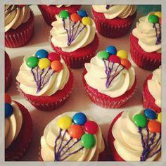 Birthday Balloon Cupcakes Cupcake Recipes Cupcake Cakes with Cupcakes Ideas Birthday - Party Supplies Ideas Galaxy Cupcakes, Balloon Cupcakes, Kid Cupcakes, Cupcake Cookies, Kids Birthday Cupcakes, Cupcakes Design, Cupcake Toppers, Cupcake Ideas Birthday, Cupcakes Pastel