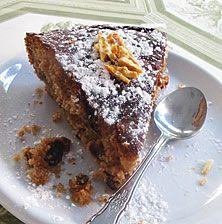 Ιδιαίτερα+πλούσια+γεύση,+υφή+πληθωρική+και+υπέροχα+αρώματα+από+το+κόκκινο+κρασί+και+την+κανέλα.+Μια+φανουρόπιτα+σίγουρα+ασυνήθιστη+που+θα+λατρέψετε+ακόμα+κι+αν+δεν+έχετε+κάτι+να+βρείτε... Cake Style, Sweets Cake, Fashion Cakes, Greek Recipes, Muffins, Deserts, Cookies, Food, Crack Crackers