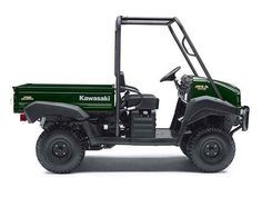 New 2014 Kawasaki Mule™ 4010 4x4 ATVs For Sale in Ohio. 2014 KAWASAKI Mule™ 4010 4x4, An Industrial Strength 4x4 Side x Side to Get the Job Done! Whether working hard on the construction site or tackling the trail, the reliable 2014 Mule 4010 4x4 is the side x side that makes work seem like play. Loaded with awesome features and four wheels to replace the hooves of old, it will help workers get their jobs done no matter the task. Besides the convenience of selectable four-wheel drive, this…