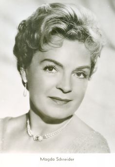 Magda Schneider Magda Schneider, Golden Age Of Hollywood, Classic, Derby, Classic Books