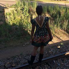 Trilhos  #ootd #look #outfit #antix #amoantix #happysunday