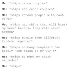 I don't ship THAT much but yes I can relate