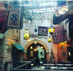 Agrabah restaurant