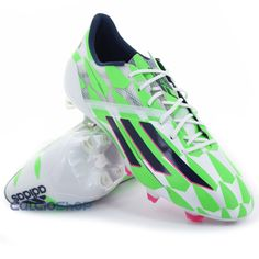 newest collection d1f20 87715 ADIDAS - F50 ADIZERO FG Scarpe Da Calcio, Calma, Stivali