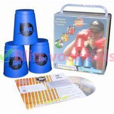Flash Cup Set Blauw