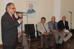 Gobernación presente en homenaje póstumo al poeta Joaquín Burgos