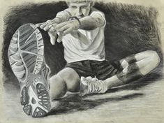AP Studio Drawing High School Art Concentration on RISD Portfolios