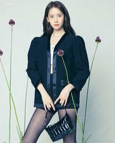 Yoona Snsd, Sooyoung, Korean Fashion, High Fashion, Kpop Fashion, Im Yoon Ah, Park Min Young, Blackpink Jisoo, Girls Generation