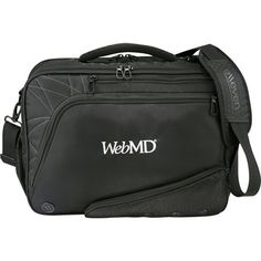 This exclusive design has a designated TSA-friendly laptop-only section that unfolds to lay flat on the X-ray belt to increase your speed, convenience and security! The computer compartment also includes zippered pocket and multiple mesh pockets. Featuring a spacious main zippered compartment with multiple slash pockets, a dedicated padded iPad/tablet pocket, keyboard pocket, mouse pocket and removable large techtrap for all your organization needs.