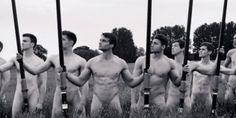 Ready for some tasteful nudity to support a good cause? The 2015 naked calendar of the University of Warwick men's rowing team is out to combat gay discrimination. The U.K. squad has been producing a nude datebook fundraiser since 2009. When it...