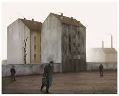 Paolo Ventura - Photographers - Fine Arts Personal Projects - Behind The Walls Narrative Photography, Art Photography, Urban Sketchers, New Paris, Contemporary Photography, Architecture Art, Home Art, In This Moment, Artwork
