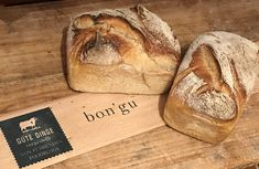 Ebinger Brocka – an ächtr Älblr - Breadbull - posted by www. Bread, Pizza, Food, Bread Baking, Good Things, Bakeware, Food Food, Brot, Essen