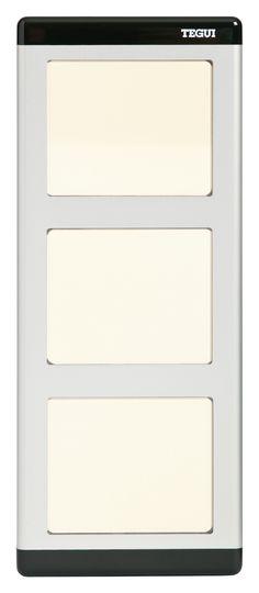 #090991 Placa de Repertorio para placas de vídeoportero Serie 300 y 400