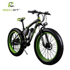 New Ebike 21speed Electric Fat Bike 36V 10.4AH Lithium Battery Electric Snow Bike 36V 350 Watt Electric Mountain Bicycle Cycling