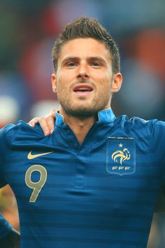 Oli Giroud - French NT