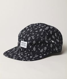 Norse Projects Cornprint 5 Panel Cap - great selection of Norse Projects  available at Norse Store. f3cfc67727fb