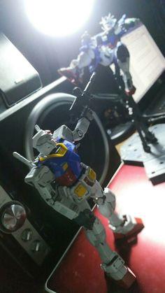 Gundam RX 78-2 v 00 Qan[T]