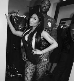 Nicki minaj & meek mill♥♥♥
