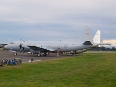 RAAF Orion at Christchurch airport  Type: Lockheed AP-3C Orion Registration: A9-656 Location: Christchurch International Airport Date: 15/09/2012