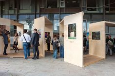 Archiwood exhibition on Behance