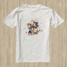 Hetalia Axis Powers C02W #HetaliaAxisPower #Anime #Tshirt
