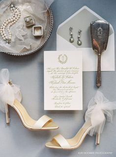 Bow Tulle Wedding Heels – Preorder for late January 2017 ship date – Elise by Joy Proctor for Bella Belle – 'Enchanted' bridal collection – Classic skinny strappy heels – Removable ankle strap for secure fitting – Wear it wi Mod Wedding, Wedding Pics, Dream Wedding, Wedding Day, Tulle Wedding, Elegant Wedding, Wedding Photoshoot, Wedding Programs, Party Wedding