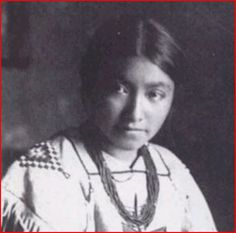 Lenna - daughter of Geronimo