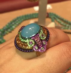Chopard, High Jewelry, Gemstone Rings, Gemstones, Collection, Instagram, Fashion, Moda, Gems