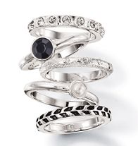 Life of the Party Stackable Ring Set