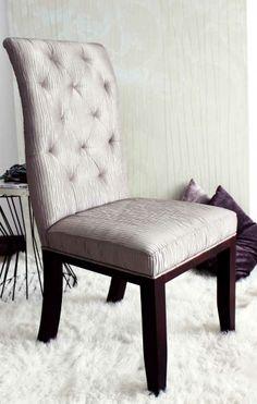 Sillas diseño de La Sastrería de Muebles
