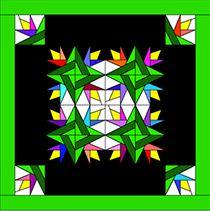 Free paper piecing quilt block patterns