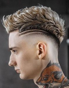 Hairstyles Men Undercut Hair Designs New Ideas Cool Hairstyles For Men, Trendy Haircuts, Girl Haircuts, Haircuts For Men, Crop Haircut, Fade Haircut, Haircut Men, Haircut Designs For Men, Undercut Hair Designs