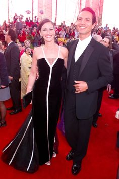 Julia Roberts, 2001: Not only did Julia walk away with an Oscar for her performance in 'Erin Brokovitch,' but also with one of the most memorable dresses to be seen on the red carpet! How could we ever forget this vintage Valentino gown?