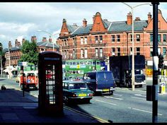 Penny Lane/Smithdown Road/Allerton Road junction 1980 Liverpool Town, Liverpool History, London Bus, Southport, Blackpool, Historical Pictures, The Good Old Days, Great Britain, Old Photos