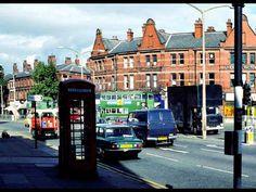 Penny Lane/Smithdown Road/Allerton Road junction 1980