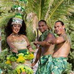 Island Breeze Lu'au in Kailua-Kona, Hawaii