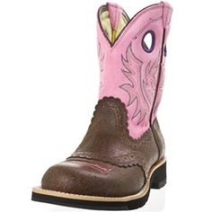 Get your pair of Ariat Fatbaby Cowgirl at JC Western Wear for ...