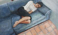 Mapa-Mundi, 2010 · oil on canvas ·110 × 65cm