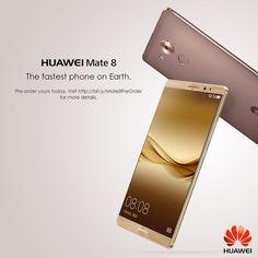 Pre-order now! Huawei Mate 8 for P32,990 with FREE Premium Harman Kardon Designer Earphones