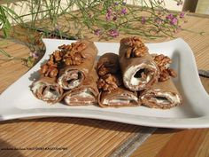 Arnikowa kuchnia: NALEŚNIKI KASZTANOWE