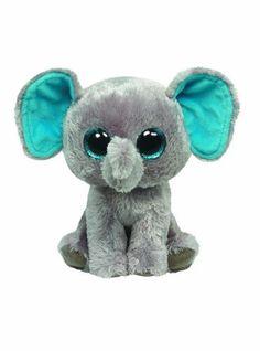 Ty Beanie Boos - Peanut the Elephant(6 inch) by Ty, http://www.amazon.com/dp/B004L0YV96/ref=cm_sw_r_pi_dp_6hzDsb10W1MZ9