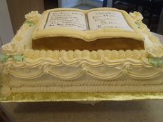 67 Best Bible Cake Images In 2017 Bible Cake Fondant Cakes