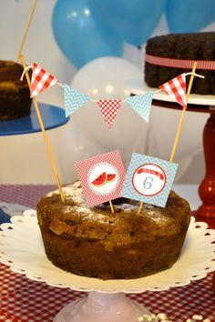 Apple Cake for Helenas Pic Nic