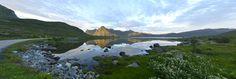 Photos of Norway, Lofoten Panorama 2016 by Gord McKenna Panorama...